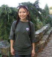 Odonchimeg Enkh-Amgalan lächelt in die Kamera