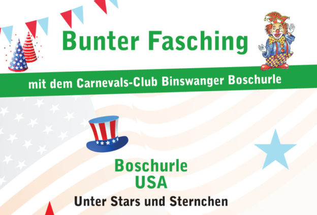 fasching poster